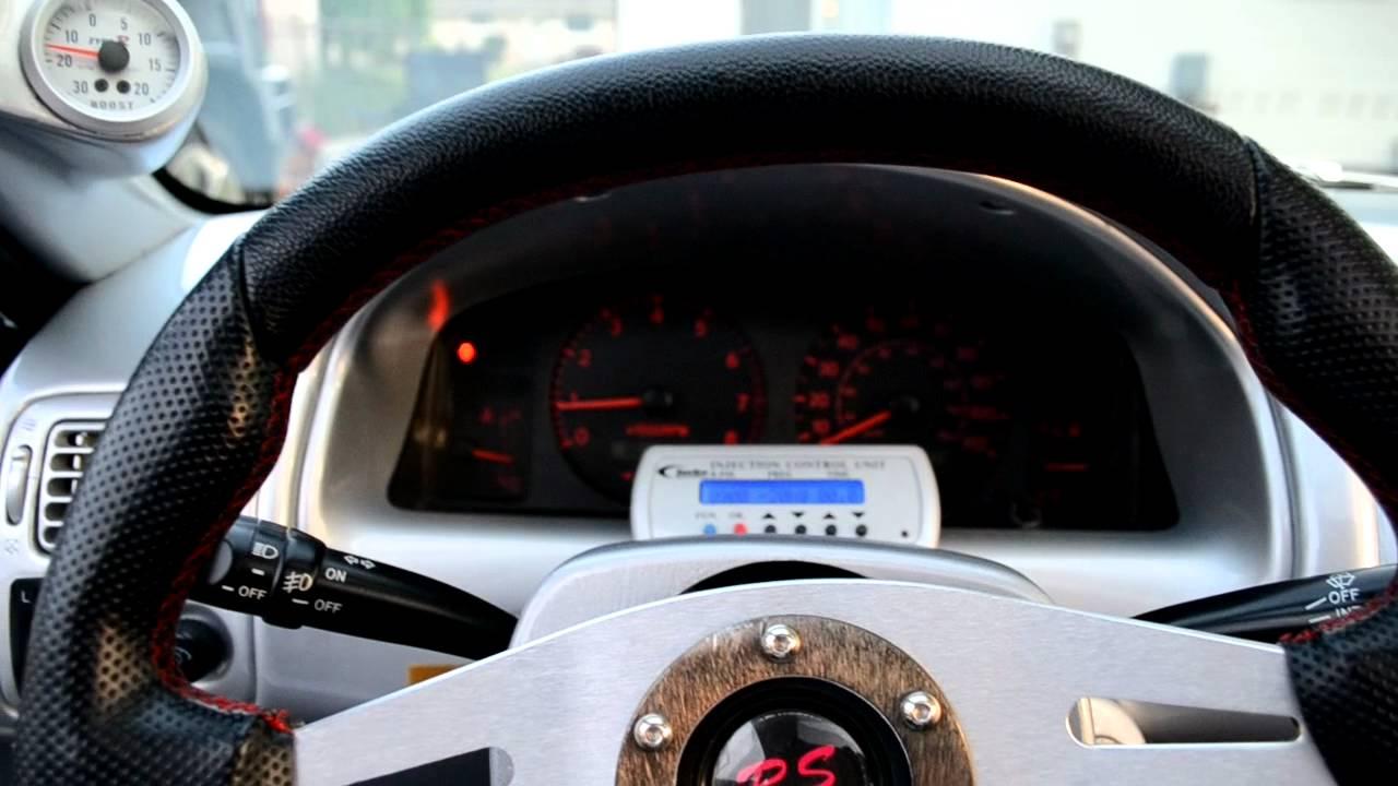 2000 Toyota Corolla Interior