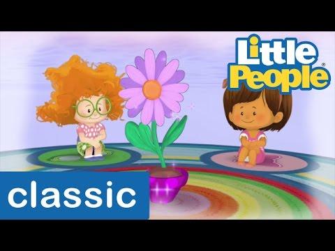 Songs For Kids - Little People Classic | Flower Power 🎵 Kids Songs 🎵