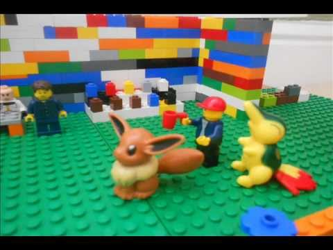 Download Youtube: Lego Pokmon legends exalted ep 5 the super battles of the super cup
