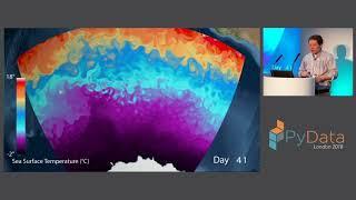 Big Data Oceanography - James Munroe