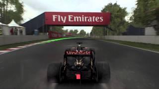 F1 2015 -  Quick Race:  Gilles Villeneuve Circuit | Canada (60fps 1080p)