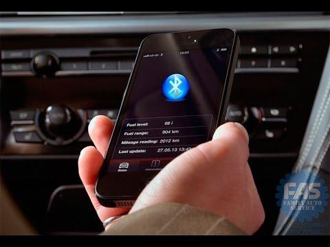 как 5 айфон подключить по блютуз к bmw 5