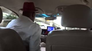 """Taxi Singing Driver - Houston, TX (song: """"Right Don"""