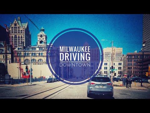Driving Downtown[04/20/2019] - Milwaukee, Wisconsin, USA