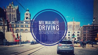 Driving Downtown[04/20/2019] - Milwaukee, Wisconsin, USA