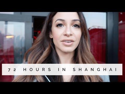 72 HOURS IN SHANGHAI | Danielle Peazer