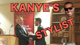 TALKING TO KANYE WEST