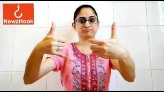 New cell phones for the deaf in the US Indian Sign Language News by NewzHook com