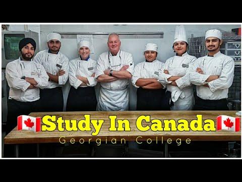 Study In Canada   Georgian College BARRIE  Hotel Management In Canada!