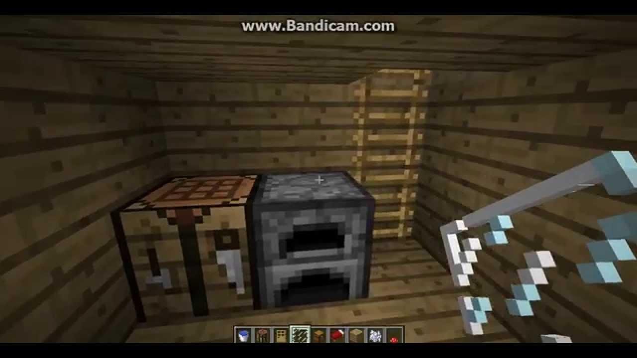 Como hacer una casa seta en minecraft youtube - Como hacer sopa de setas en minecraft ...