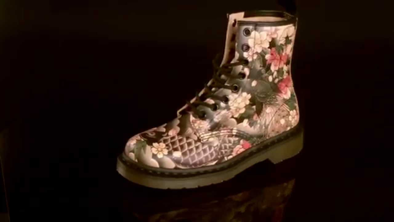 Dr Martens Tattoo Collection | Zone Style Gallery