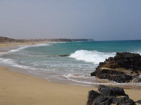 Fuerteventura giorno6 -El cotillo,Corralejo e Puerto del rosario-