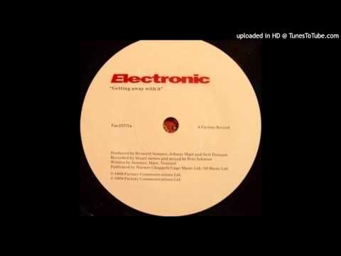 Electronic~Getting Away With It