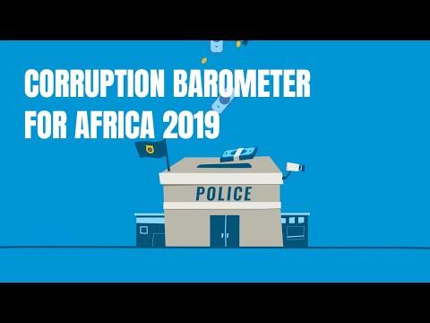 Global Corruption Barometer
