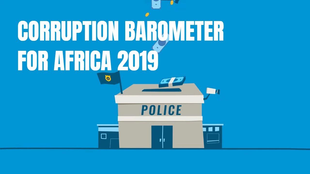 Global Corruption Barometer for Africa 2019   Transparency International