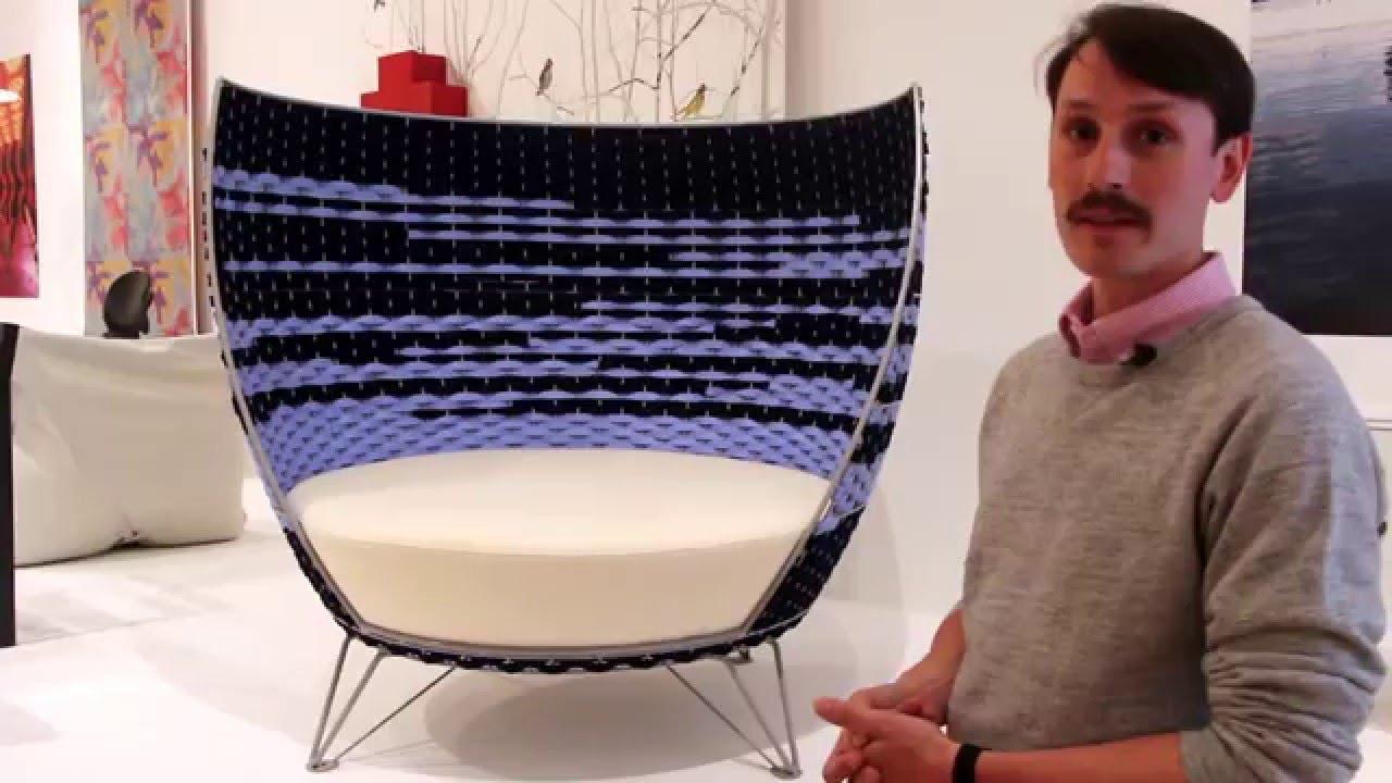 Superior The Big Basket Chair At Philadelphia Museum Of Art   YouTube Idea