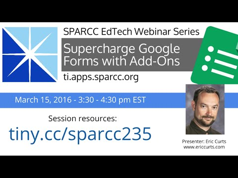 Supercharge Google Forms with Add-Ons