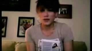 Bethany Joy Lenz qui parle français
