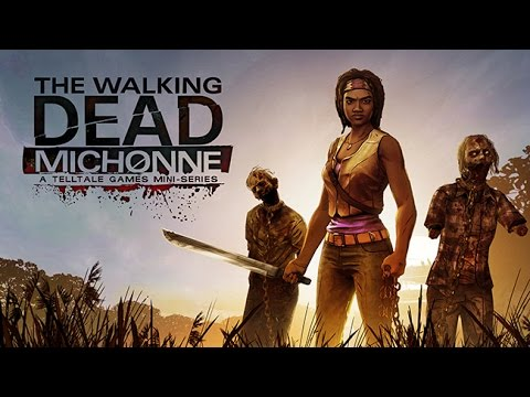 SCANDAL RANDALL! | The Walking Dead: Michonne! (Ep. 1) (Pt.2 )