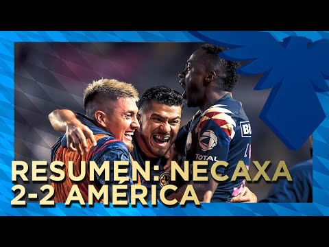 Necaxa 2-2 Club