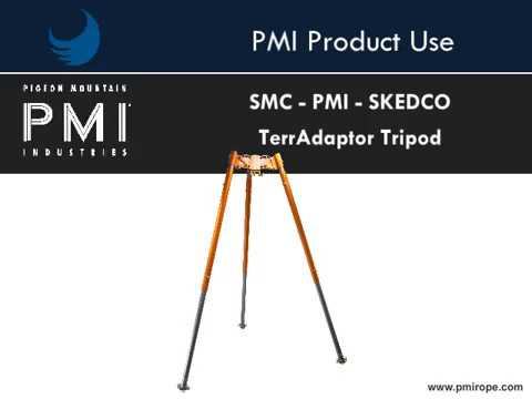 Watch the TerrAdaptor Tripod in Action!