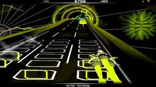 Audiosurf - Todd King - Punk Montage