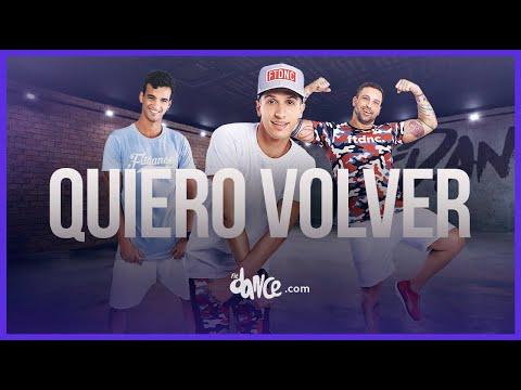 Quiero Volver - TINI, Sebastian Yatra | FitDance Life (Coreografía) Dance Video