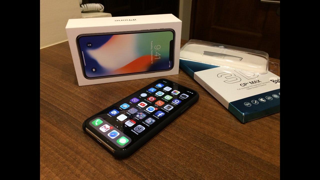 Iphone X Le Silicone Case Nillkin Cp Max Gl