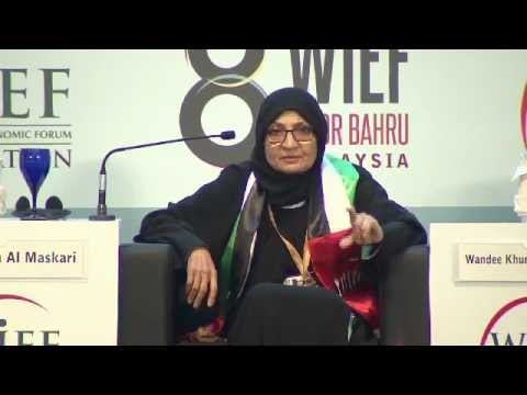 8th WIEF Day 2 Session: CEO Panel Women Entrepreneurs: Catalyst for Change