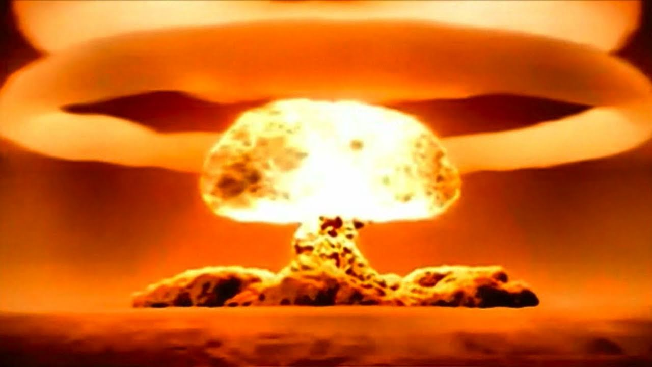 Nuclear Weapons: A Time-Lapse History - YouTube