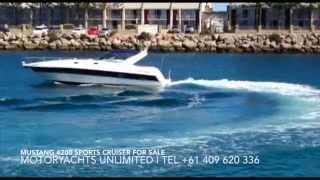 Mustang 4200 Sports Cruiser