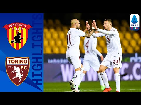 Benevento Torino Goals And Highlights