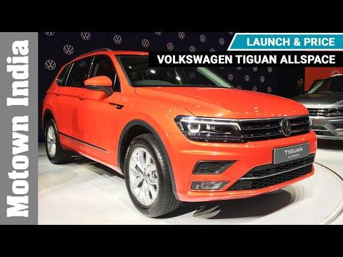 2020 Volkswagen Tiguan Allspace | Launch & Price | Motown India