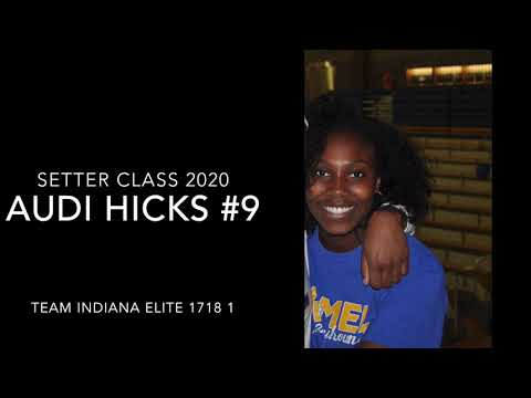 Audi Hicks C:0 2020 Setter  Lexington Mideast Power League Highlights