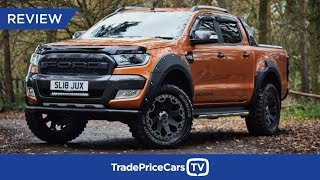 The NEW Ford Ranger - Wildtrak 3.2 Diesel!