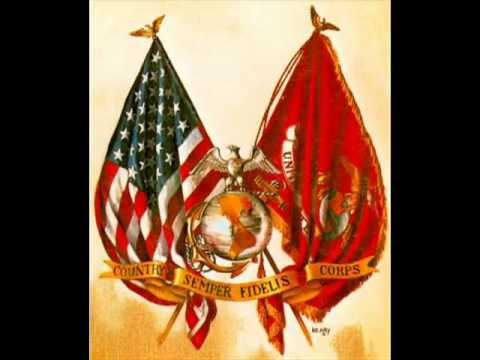 USMC Cadence- They Wanna Wear The Red and Gold.flv