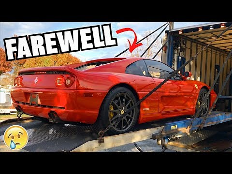 SOLD The Ferrari I Bought At 17 Years Old... And Now We Regret It :(