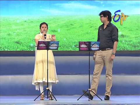 Swarabhishekam - Vijay Prakash & Gayatri Performance - Katuka Kallanu Chuste Song - 29th June 2014