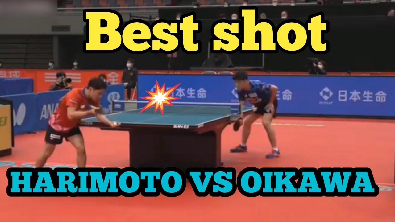 Download BEST SHOT||TOMOKAZU HARIMOTO VS MIZUKI OIKAWA||All Japan Championship 2021