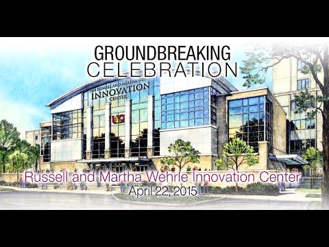 Innovation Center Groundbreaking
