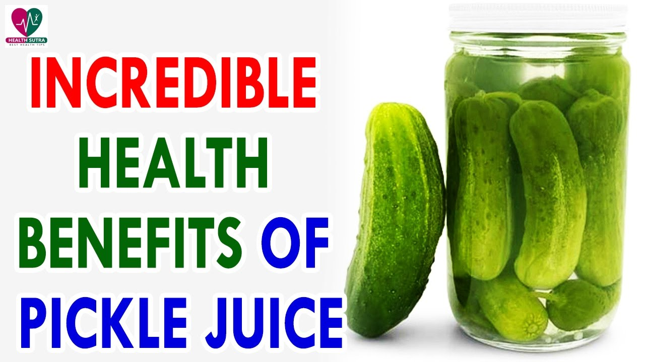Pickle Juice Nutrition Facts and Health Benefits Pickle Juice Nutrition Facts and Health Benefits new pics