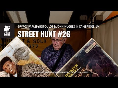 Street Photography - Street Hunt #26 - Street Photography in Cambridge, UK!
