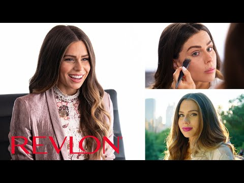 Fashionista Ashley Brooke Finds Her Beauty In Kindness | #LiveBoldly | Revlon