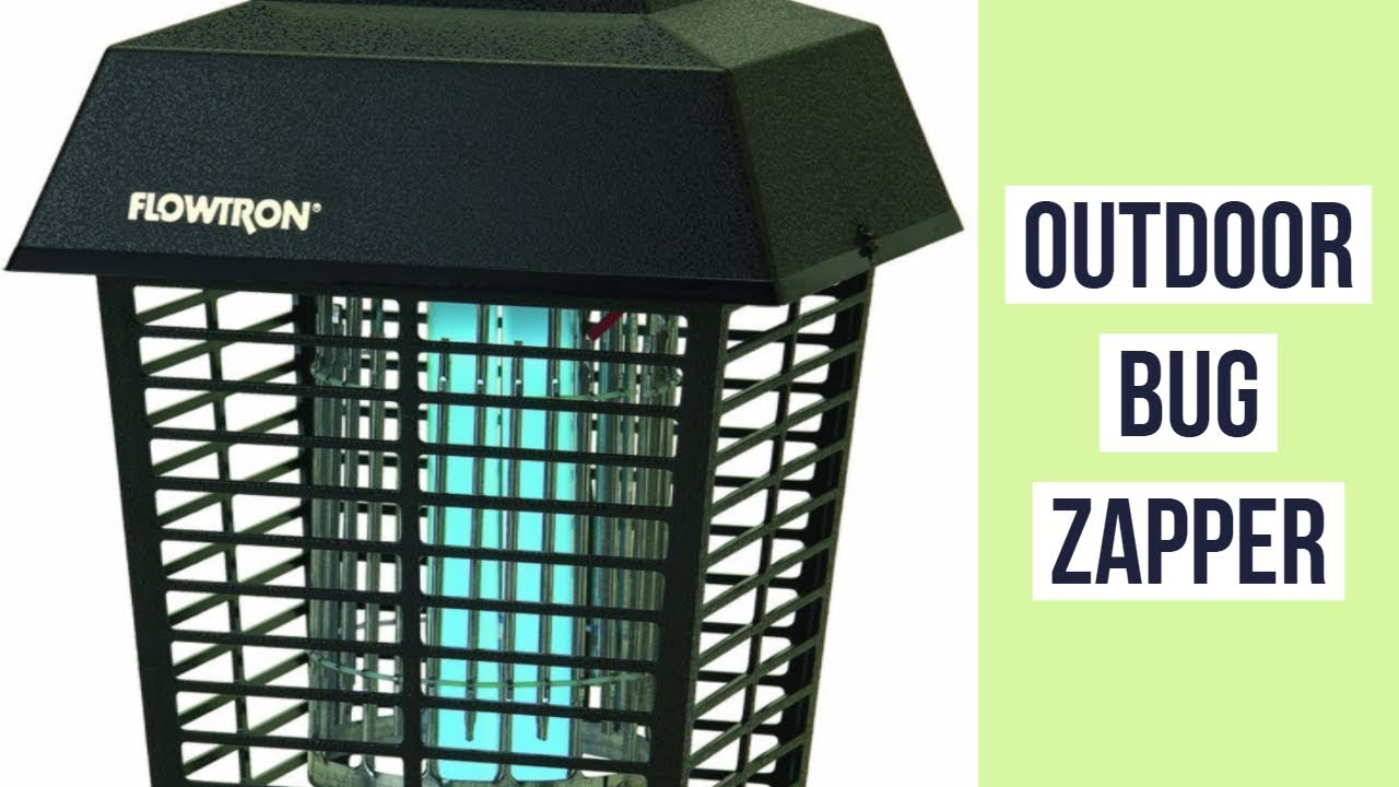 Flowtron BK-15D 🐛 Electronic Insect Killer 🐞 1/2 Acre Coverage Bug Zapper  Insect Repellent