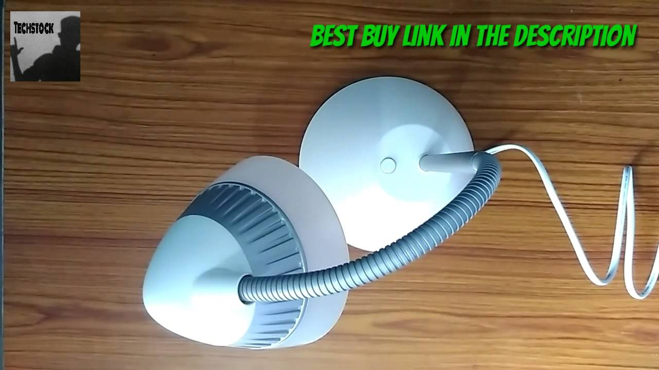 Philips LED Cap Desk Light 4.5W Unboxing and Review ...