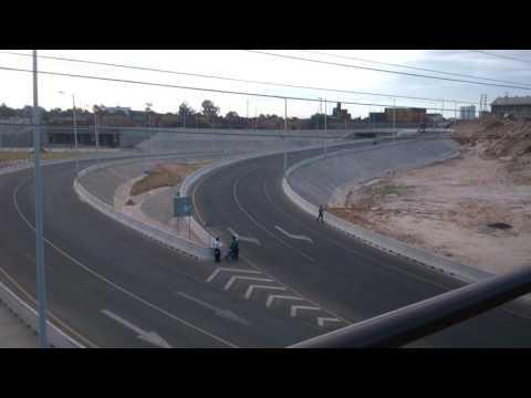 Mwl Julius Nyerere bridge interchange