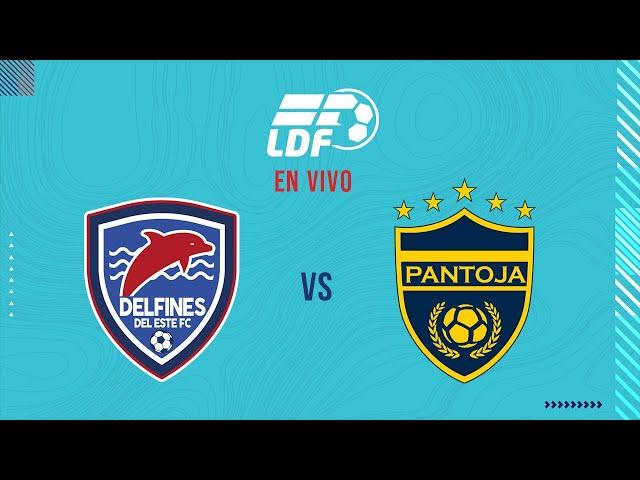 Delfines del Este FC vs Club Atlético Pantoja