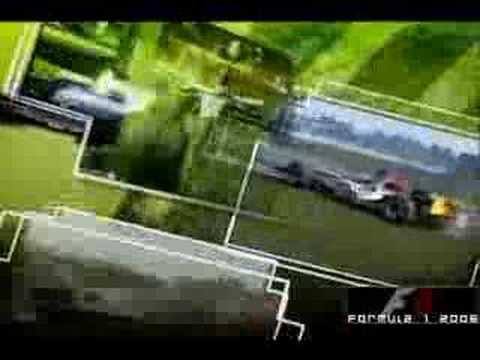 F1 2006 SPEED Channel Intro