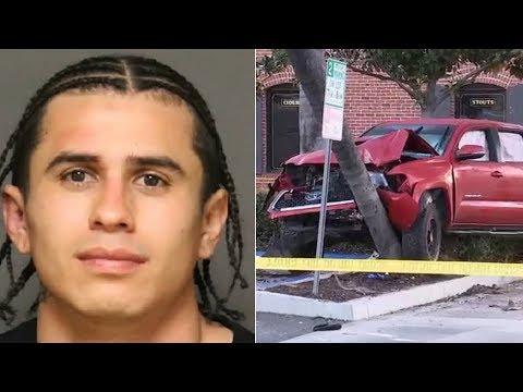 Bootleg Kev & DJ Hed - 10 People Hospitalized After Driver Slams Into Pedestrians in Fullerton