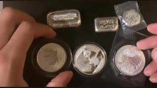 Experienced Stacker shares thoughts on Silver.